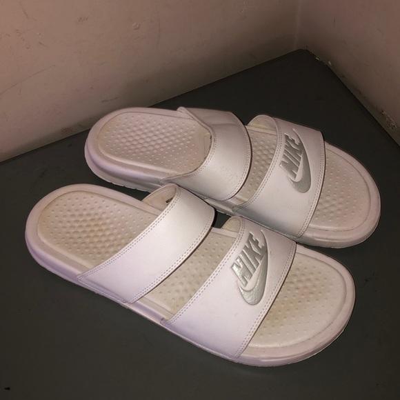 Nike Shoes | Nike Benassi Duo Two Strap